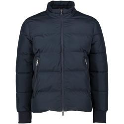 Textiel Heren Dons gevoerde jassen Gaudi 121GU35009 Blauw