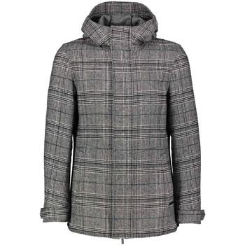 Textiel Heren Mantel jassen Gaudi 121GU35028 Grijs