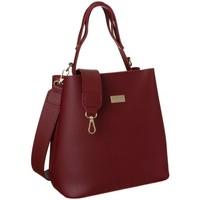 Tassen Dames Handtassen kort hengsel Badura 107260 Bordeaux