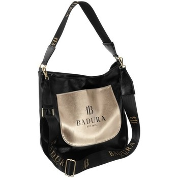 Tassen Dames Handtassen kort hengsel Badura 94610 Noir