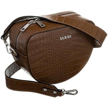 Tassen Dames Handtassen kort hengsel Badura 98780 Marron