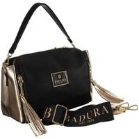 Tassen Dames Handtassen kort hengsel Badura 122060 Noir
