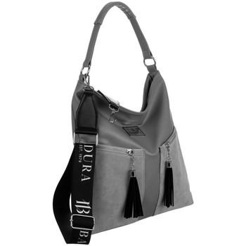 Tassen Dames Handtassen kort hengsel Badura 131400 Gris