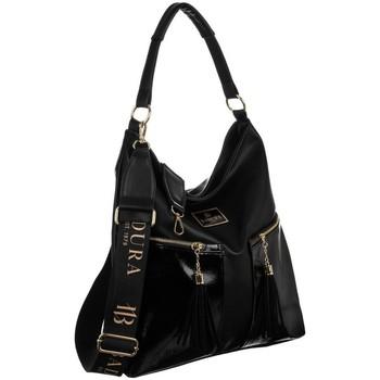 Tassen Dames Handtassen kort hengsel Badura 131200 Noir