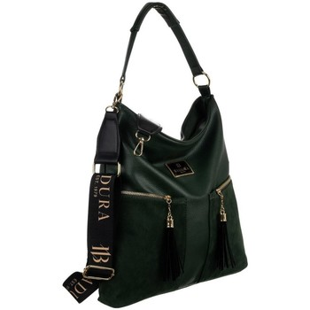 Tassen Dames Handtassen kort hengsel Badura 131180 Vert
