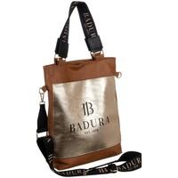 Tassen Dames Handtassen kort hengsel Badura 131070 Doré, Marron