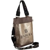 Tassen Dames Handtassen kort hengsel Badura 131090 Doré, Beige