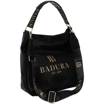 Tassen Dames Handtassen kort hengsel Badura 94680 Noir