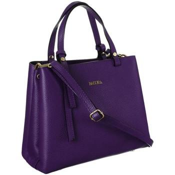 Tassen Dames Handtassen kort hengsel Badura 131600 Violet