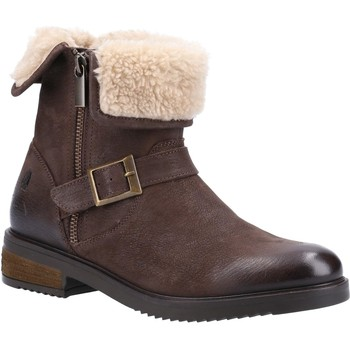 Schoenen Dames Snowboots Hush puppies  Bruin