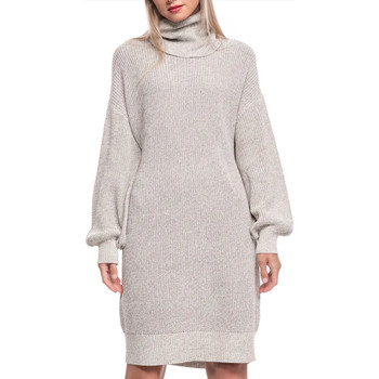 Textiel Dames Korte jurken Noisy May  Grijs