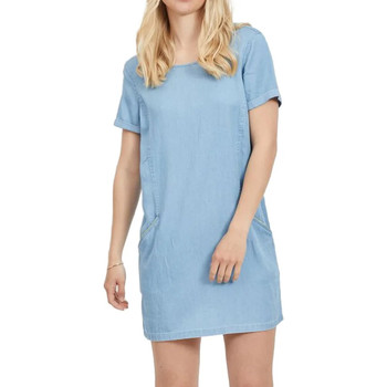 Textiel Dames Korte jurken Vila  Blauw