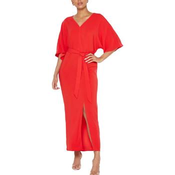 Textiel Dames Lange jurken Vila  Rood