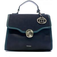 Tassen Dames Handtassen kort hengsel Manoukian  Blauw