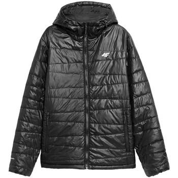 Textiel Heren Jacks / Blazers 4F KUMP005 Noir