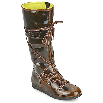 Schoenen Dames Snowboots Moon Boot MB 7TH AVENUE Brons