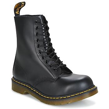 Schoenen Laarzen Dr Martens 1919 Zwart