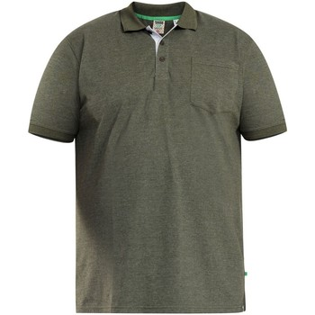 Textiel Heren Polo's korte mouwen Duke  Khaki