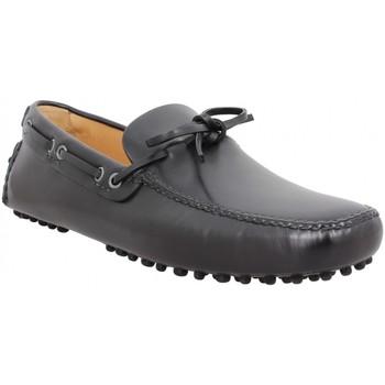 Schoenen Heren Mocassins Car Shoe 109859 Zwart