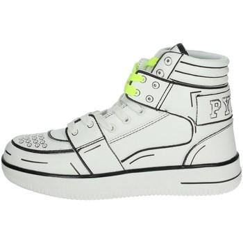 Schoenen Kinderen Hoge sneakers Pyrex PYK80406 White