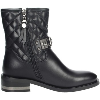 Schoenen Dames Laarzen Braccialini I125 Black