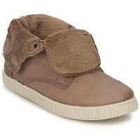 Schoenen Meisjes Hoge sneakers Chipie SABRINA Beige