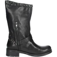 Schoenen Dames Laarzen Pregunta BA537 Black