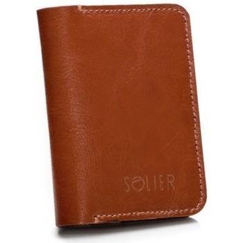 Tassen Portefeuilles Solier SW1119412 Marron