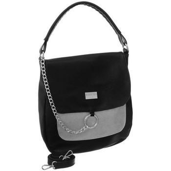 Tassen Dames Handtassen kort hengsel Badura TD128SRCD29549 Noir