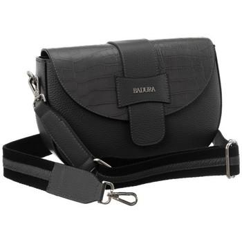 Tassen Dames Handtassen kort hengsel Badura TD120SZCD Noir