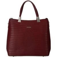 Tassen Dames Handtassen kort hengsel Badura TD183CRCD Bordeaux