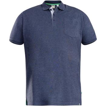 Textiel Heren T-shirts & Polo's Duke  Denim