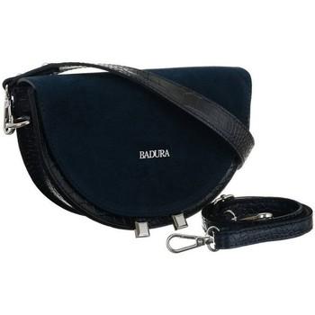 Tassen Dames Handtassen kort hengsel Badura TD197GRCD Bleu marine