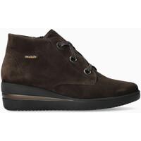 Schoenen Dames Hoge sneakers Mephisto PERYNE Brown