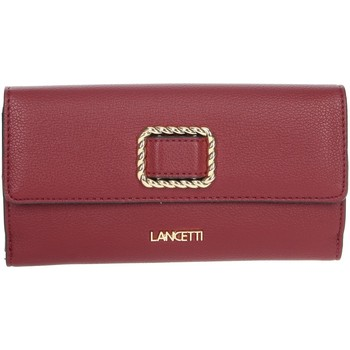 Tassen Dames Portefeuilles Lancetti LW0034L07 Burgundy