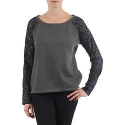 Textiel Dames Sweaters / Sweatshirts Stella Forest ZTS015 Grijs