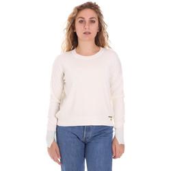 Textiel Dames Truien Gaudi 121BD53004 Wit
