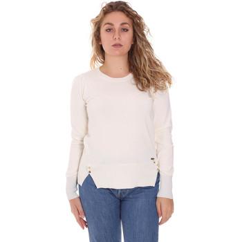Textiel Dames Truien Gaudi 121BD53006 Wit