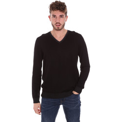 Textiel Heren Truien Gaudi 121GU53002 Zwart