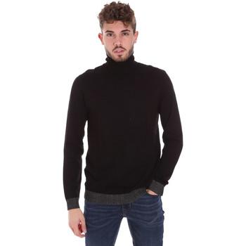 Textiel Heren Truien Gaudi 121GU53005 Zwart