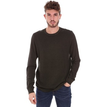 Textiel Heren Truien Gaudi 121GU53060 Groen