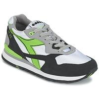 Schoenen Lage sneakers Diadora N-92 Wit / Zwart / Groen