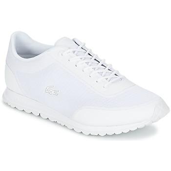 Schoenen Dames Lage sneakers Lacoste HELAINE RUNNER 116 3 Wit