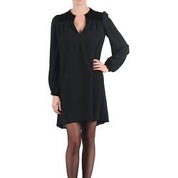 Textiel Dames Korte jurken Brigitte Bardot BB43119 Zwart