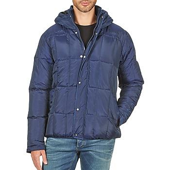Textiel Heren Dons gevoerde jassen Bench QUOTA Blauw