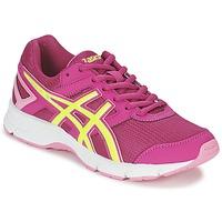 Schoenen Meisjes Allround Asics GEL-GALAXY 8 Roze