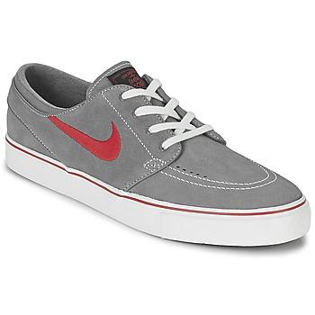 Schoenen Heren Lage sneakers Nike ZOOM STEFAN JANOSKI Grijs