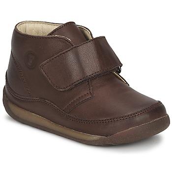 Schoenen Jongens Laarzen Naturino  Brown