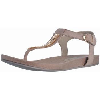 Schoenen Dames Sandalen / Open schoenen Tiziana SICILIA Bruin