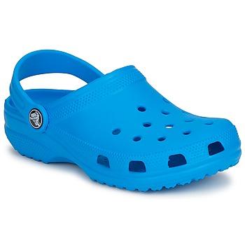 Schoenen Kinderen Klompen Crocs CLASSIC KIDS Blauw